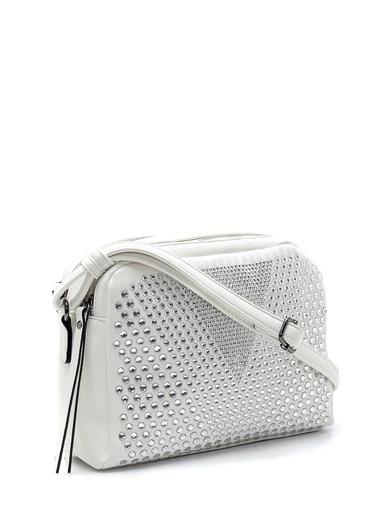 Derimod Kadın Çanta (X4292-2) Casual Beyaz